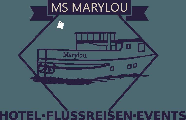 MS Marylou Das Hotel & Eventschiff in Lübeck Logo